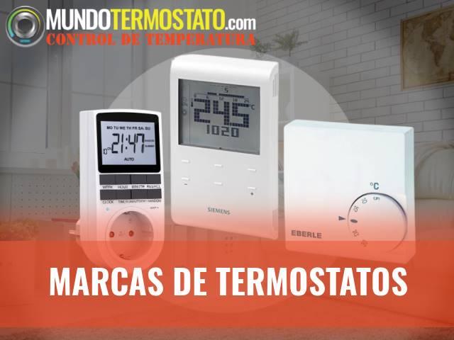 mejores marcas de termostatos