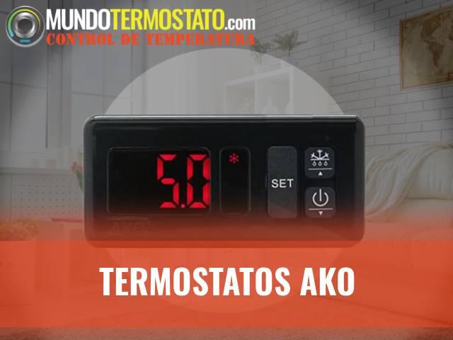 termostato ako