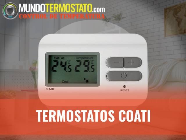 termostatos coati