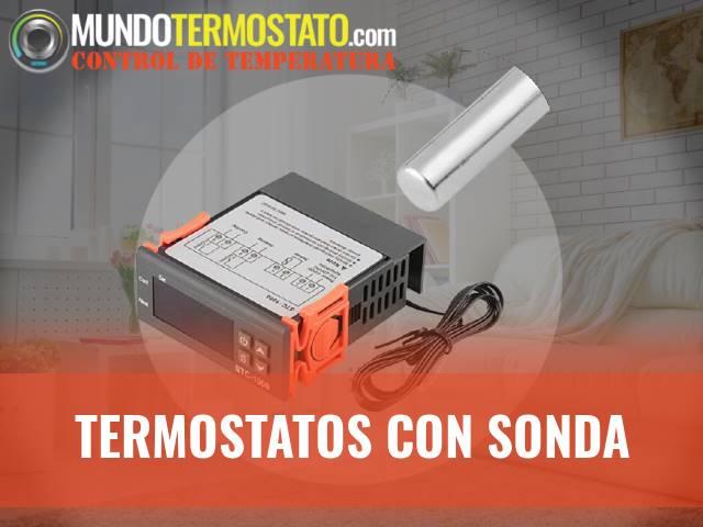 termostatos con sonda
