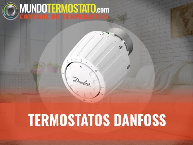 termostatos danfoss