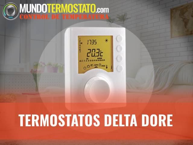 termostatos deltadore
