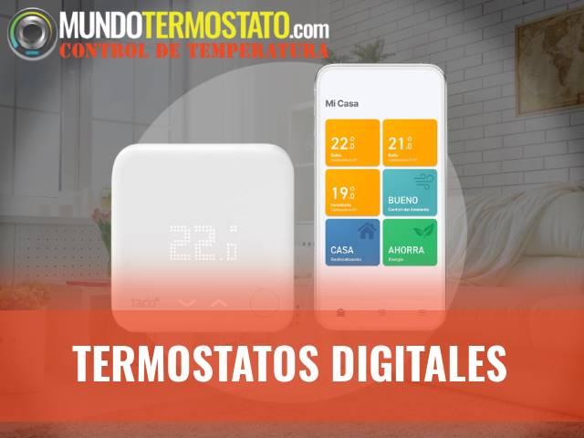 mejores termostatos digitales