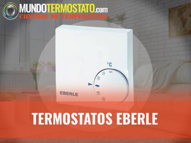 termostatos eberle