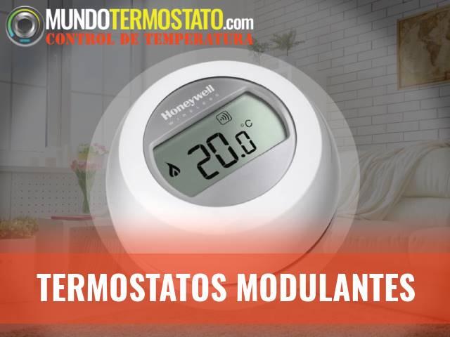 mejores termostatos modulantes