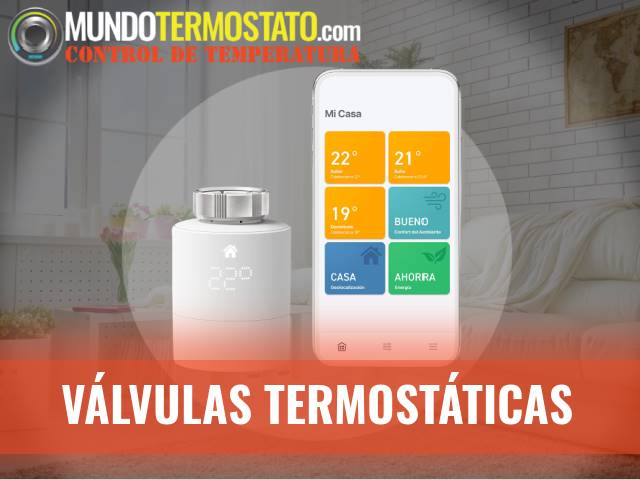 mejores valvulas termostaticas